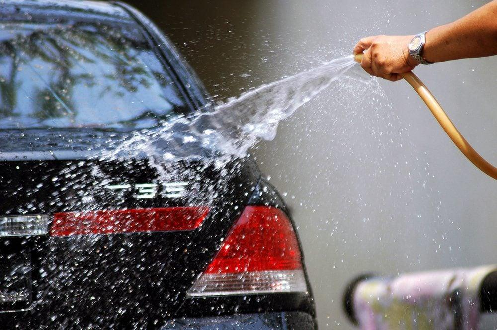 Des trucs inusités pour laver votre auto