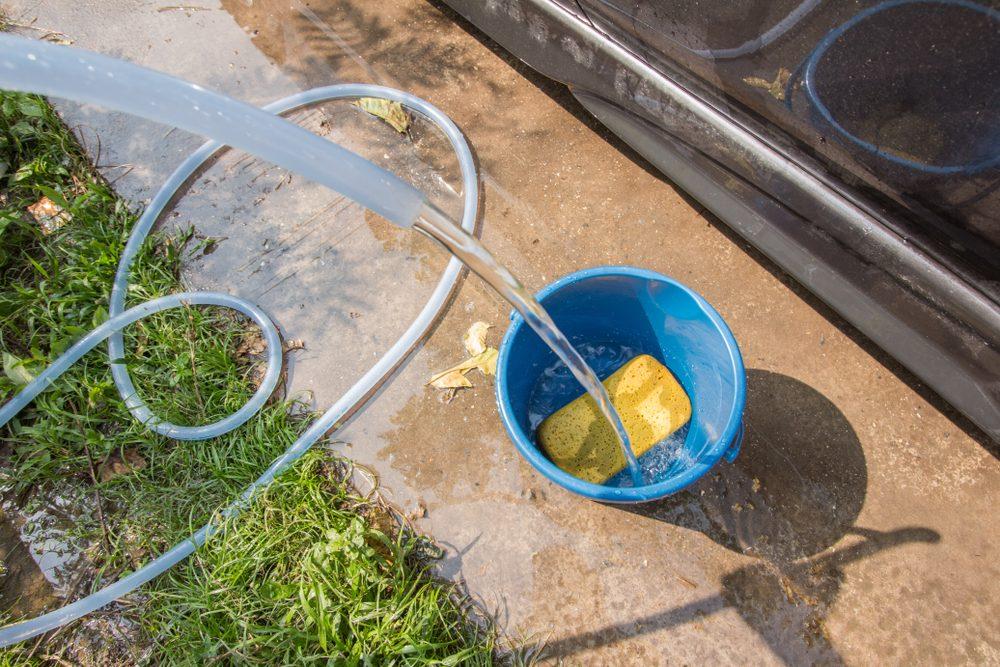 Le kérosène : pour un lavage sans cirage