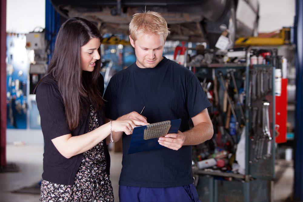 Un mécanicien soucieux de la qualité de son travail et de la confiance de sa clientèle proposera toujours une soumission détaillée et claire.