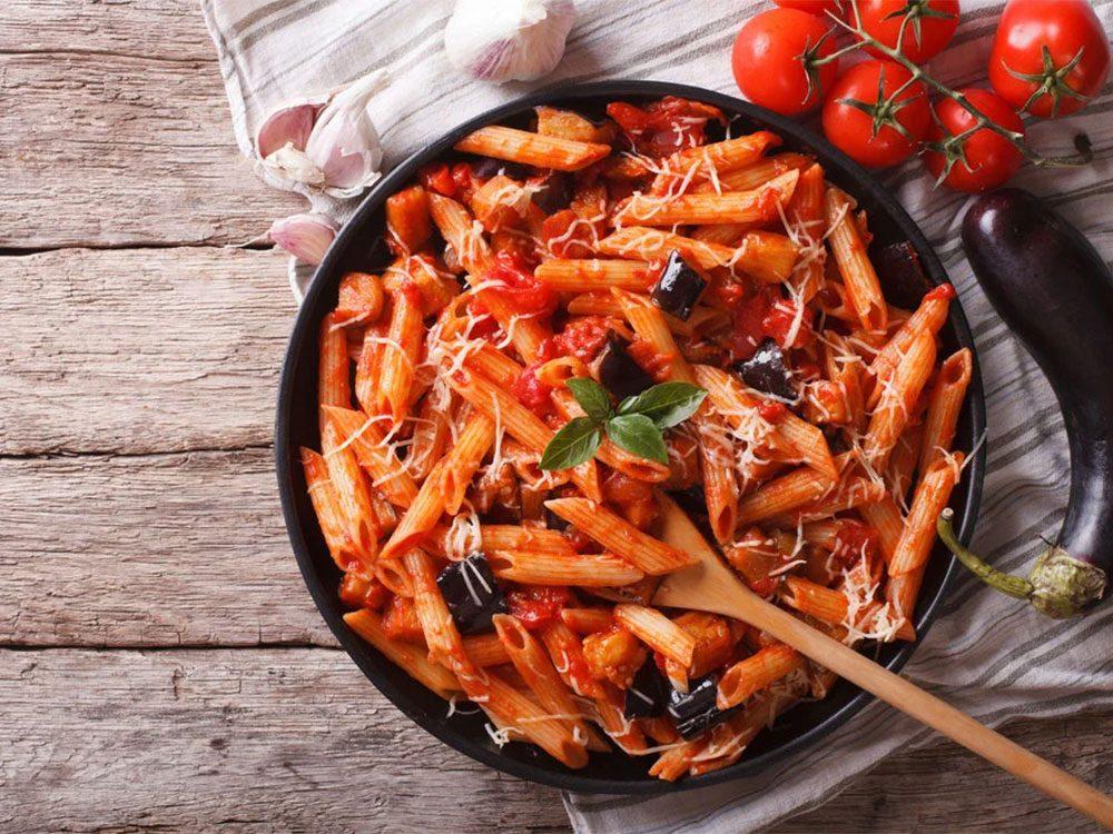 Éviter le gaspillage alimentaire en évitant les pâtes trop cuites.