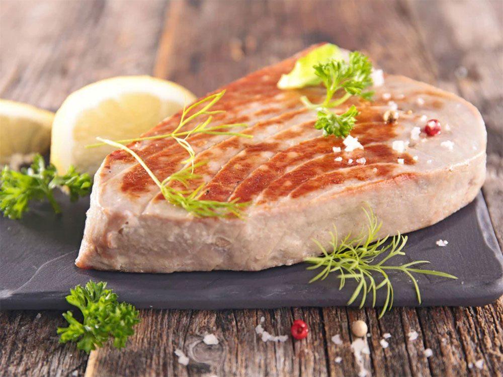 Éviter le gaspillage alimentaire en évitant le poisson sec.