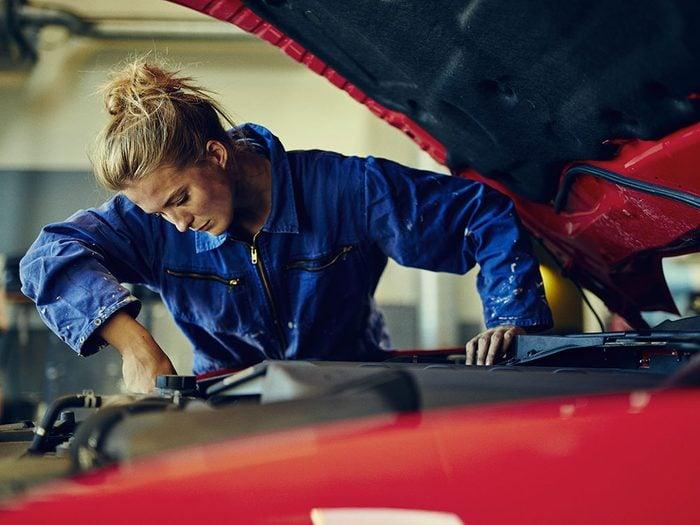 Réparation de voitures: une réparation surprise sans votre accord.