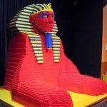 Les 7 Merveilles du bloc Lego