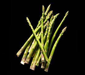 Aliments qui nuisent: les asperges