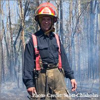 Dale Shippam Service incendie et sauvetage de Thunder Bay (Ontario)