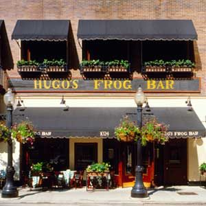 6. Hugo's Frog Bar & Fish House