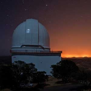 3. McDonald Observatory