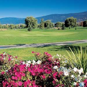 7. Golf dans la région de Thompson-Okanagan