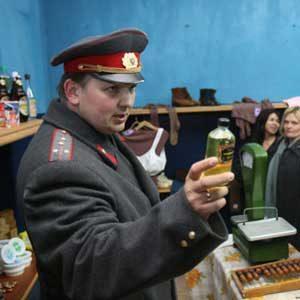 4. 1984 Išgyvenimo Drama (bunker soviétique), Lituanie