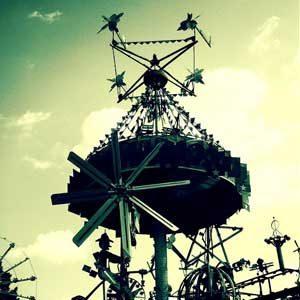 6. Les moulins à vent de Vollis Simpson