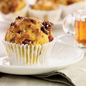7. Partagez votre muffin avec un ami