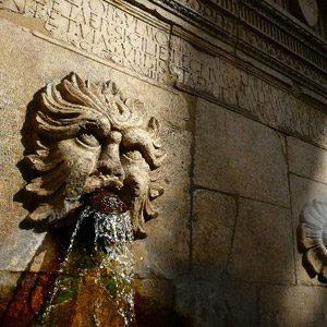 2. Buvez de l'eau de l'ancien aqueduc