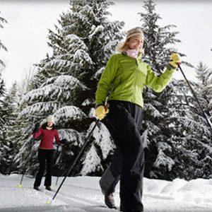Profitez d'un chalet bien douillet, un attrait touristique à ne pas manquer en hiver au Québec