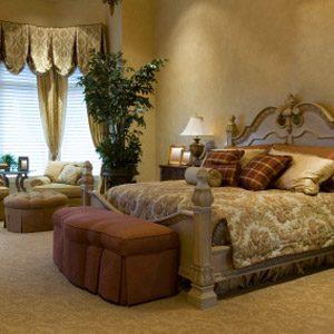 2. Personnalisez une pièce avec des textiles