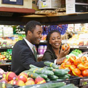 78% des familles américaines achètent des aliments biologiques