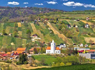 3. Croatie