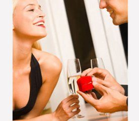 3. Évitez de la demander en mariage