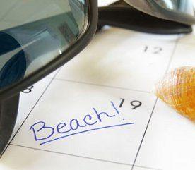Organisez-vous de vraies vacances