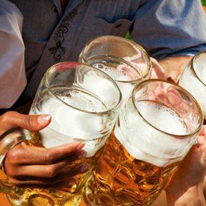 Vous aimiez tout particulièrement la saveur de l'alcool