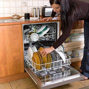 Le lave-vaisselle ne lave pas!