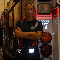 Kristy Storey Service des incendies et des urgences de Delta (Colombie-Britannique)