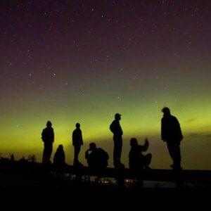 3. En hiver, observez les étoiles au parc national du Mont-Mégantic