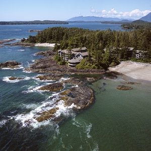3. Le Wickinnish Inn, Tofino, Colombie-Britannique