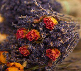 Comment sécher des fleurs: par séchage à l'air