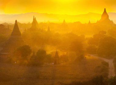 3. Les temples de Bagan, Myanmar