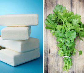 Préférez-vous manger du savon que de la coriandre?