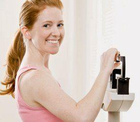Régime inefficace: la perte de poids tarde à se manifester.