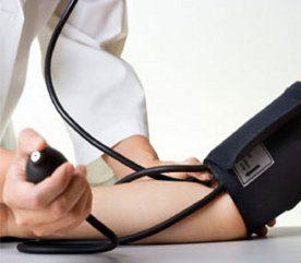 Votre pression artérielle.
