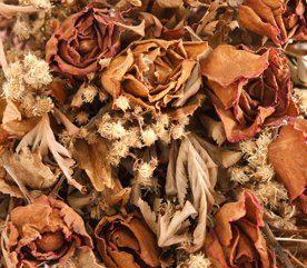 Comment sécher des fleurs: la manière paresseuse