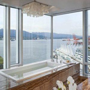 5. Le Fairmont Pacific Rim, Vancouver, Colombie-Britannique
