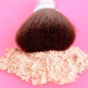 6. N'utilisez pas trop de poudre