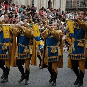 6. Prenez part à un festival médiéval