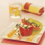 Julienne de carottes en salade