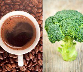 Détestez-vous le café noir ou le brocoli?