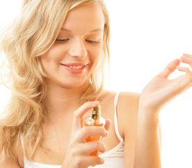 7- Ne mettez pas de fragrances ni de parfums lourds