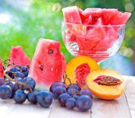 8- Laissez les délices sucrés à la maison
