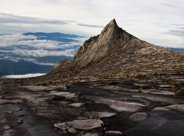 7. Le mont Kinabalu, Malaisie