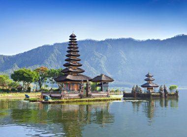 8. Bali, Indonésie