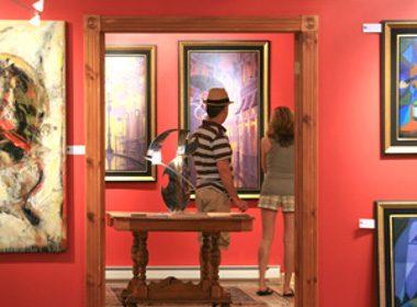 9. Vivez la vie d'artiste à Baie-Saint-Paul
