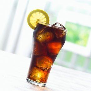 5. On peut boire autant de boissons gazeuses qu'on veut sans grossir