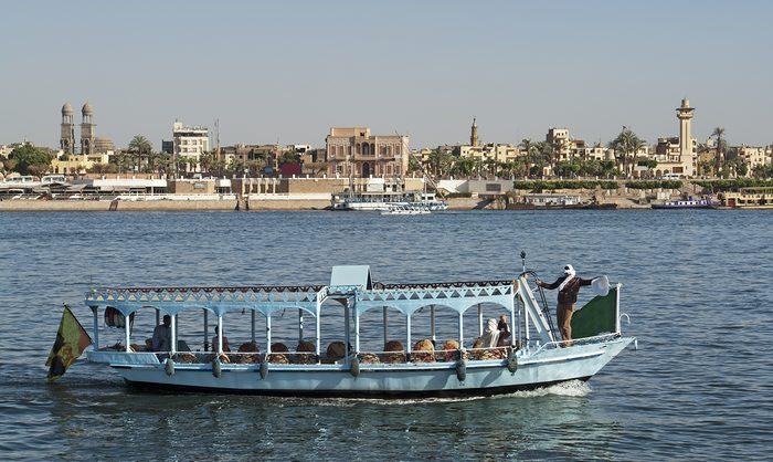 1. Le Nil, Égypte