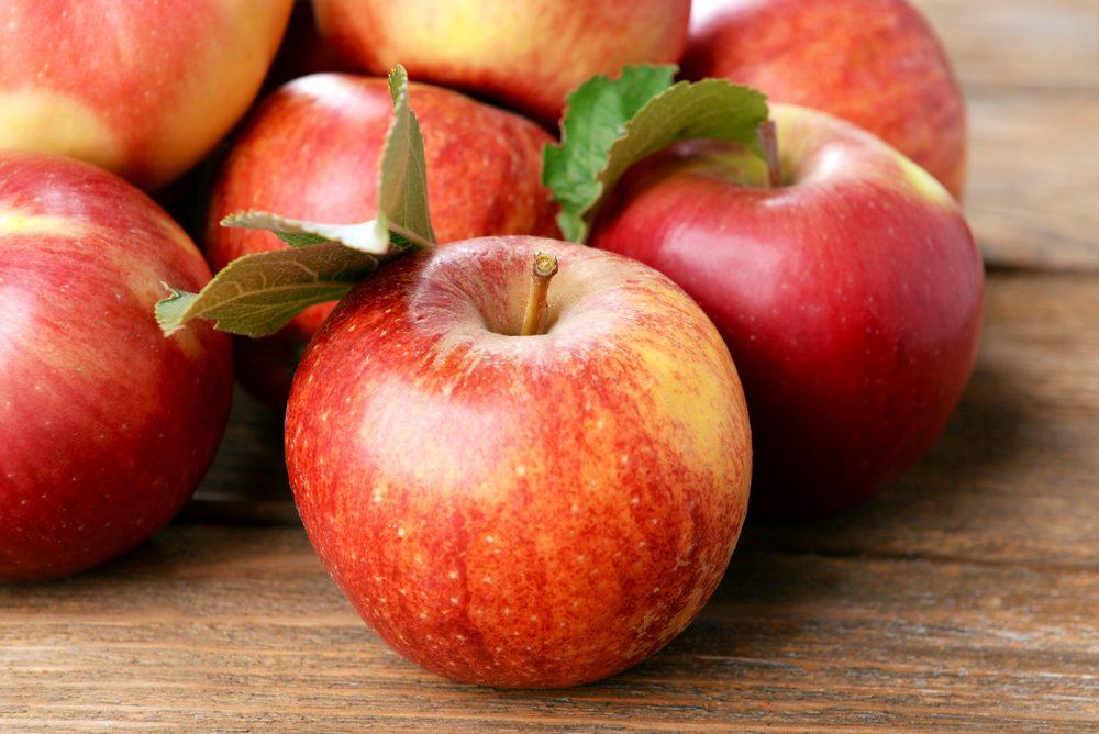 10. Pomme ou compote sans sucre?