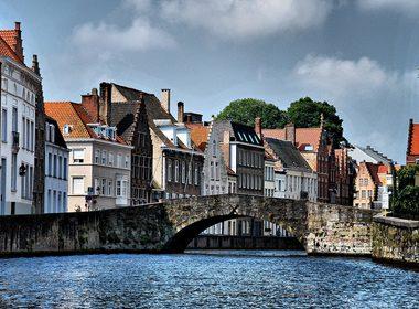 Un tour de calèche à Bruges