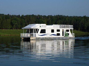 10. Les bateaux maison