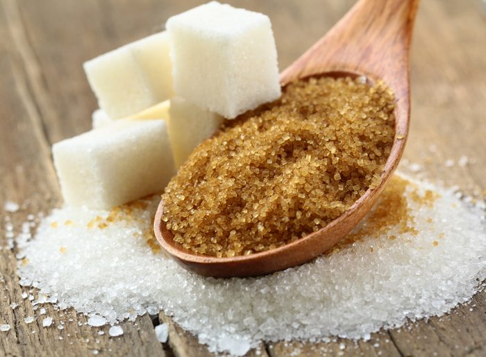 12. Sucre naturel ou sucre blanc?