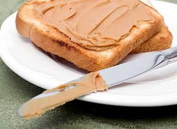 12. Beurre d'arachide
